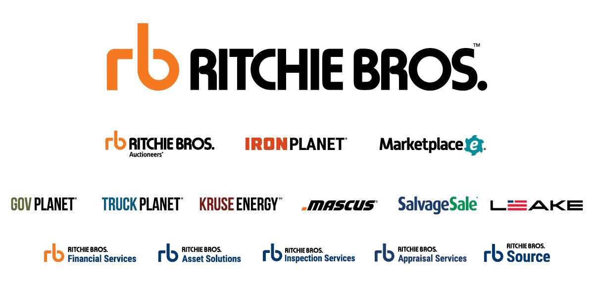 Ritchie Bros. brands